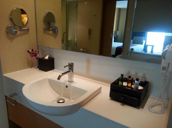 Sivatel Bangkok: salle de bain