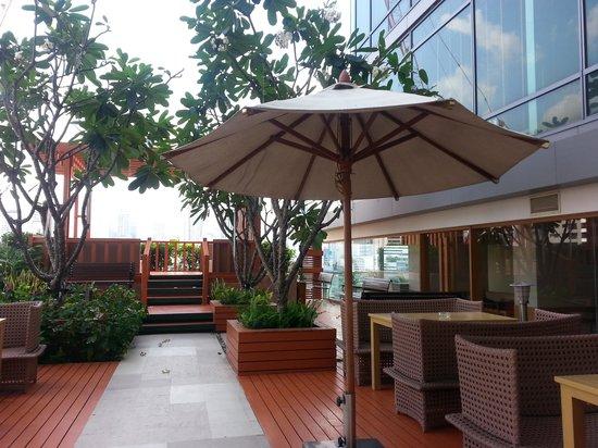 Sivatel Bangkok : piscine