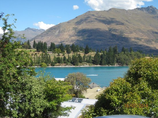 Earnslaw Lodge: Room view