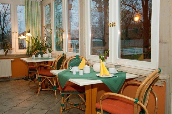 Hoffmanns Gästehaus: Wintergarten