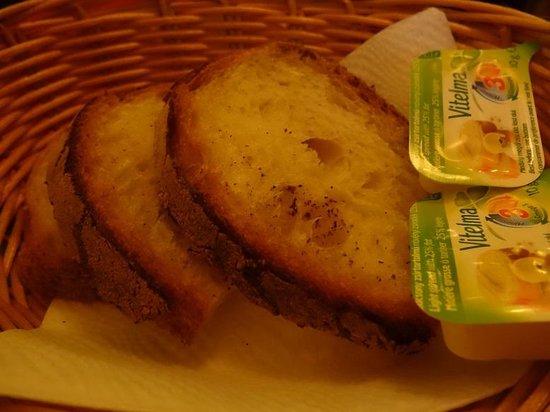 SCRUPLES: Bread