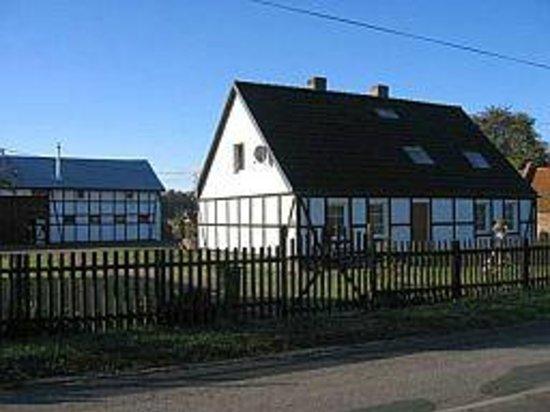 Nowe Warpno, Poland: Widok od ulicy