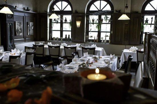 Hotel Restaurant Brößler: Restaurant