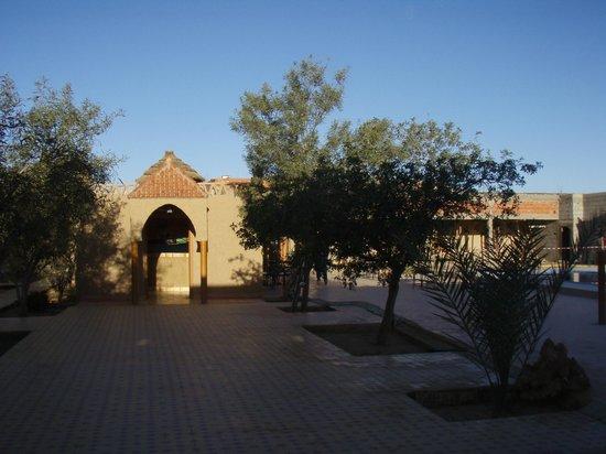 Palais des dunes: Entrada