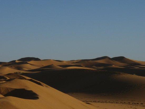 Palais des dunes : Desierto