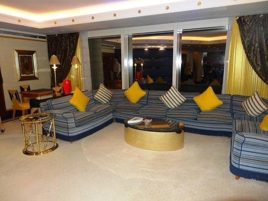 Burj Al Arab Jumeirah: Entry room of 2 BR suite