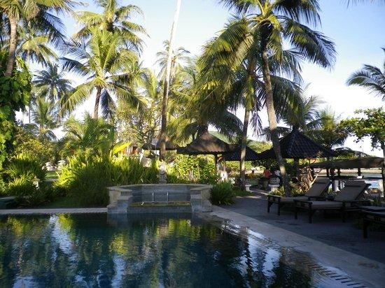Candi Beach Resort & Spa: piscine jacuzzi