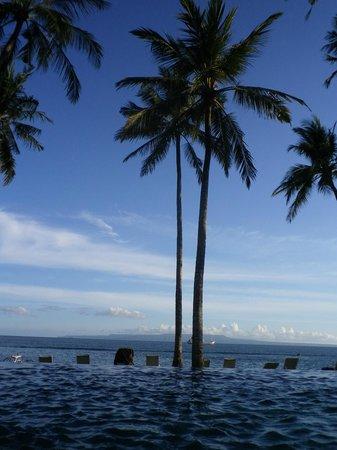 Candi Beach Resort & Spa: vue mer