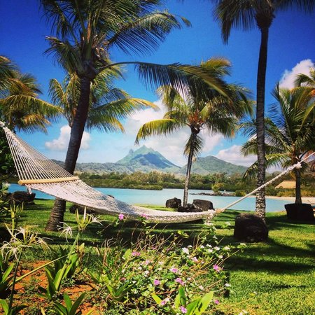 Four Seasons Resort Mauritius at Anahita: Beautiful scenery