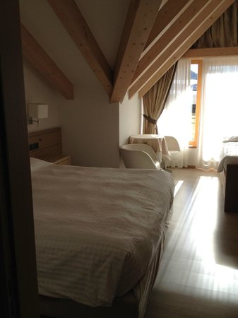 Hotel Piz Galin: Junior Suite Rododendro