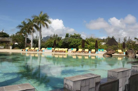 Four Seasons Resort Mauritius at Anahita: Main pool
