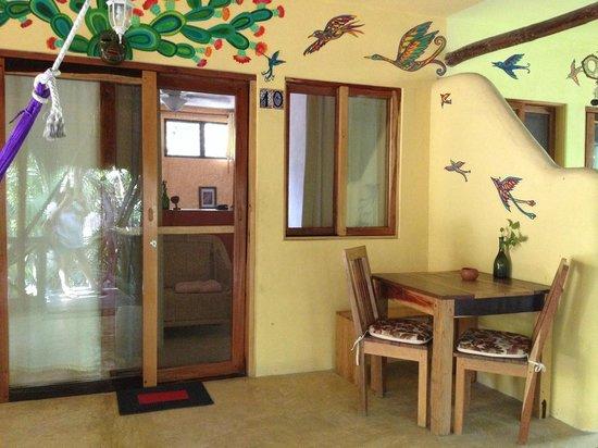 Posada Ecologica Dos Ceibas : Studio # 10