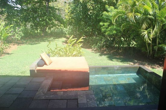 Four Seasons Resort Mauritius at Anahita: Private plunge pool