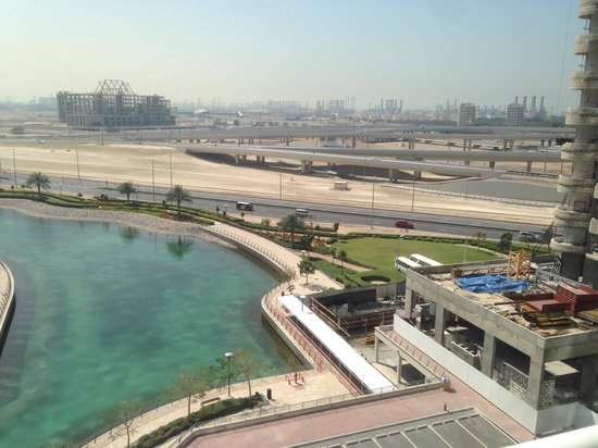 Movenpick Hotel Jumeirah Lakes Towers: Zimmeraussicht Nr. 620