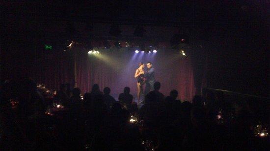 Rojo Tango: show de tango