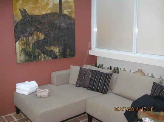 Villa Herencia : Sitting Area