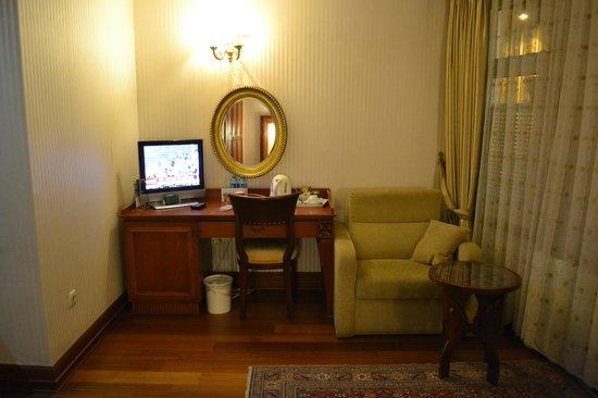 Azade Hotel: camera