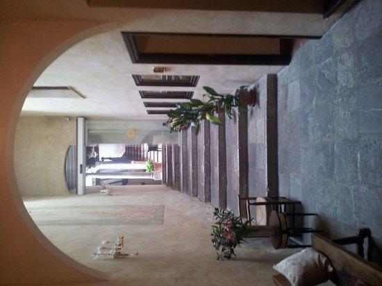 Hotel Casa 1800 Granada: The entrance