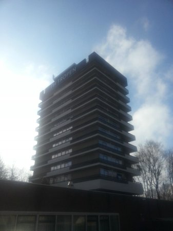 Amsterdam Tropen Hotel: esterna