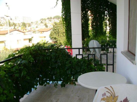 Gultepe Apartments : Вид с балкона