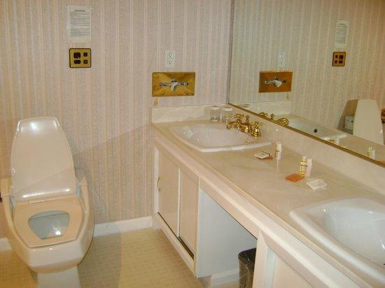 Beresford Arms: banheiro