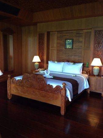 Panviman Resort - Koh Pha Ngan : Stunning! The bed so comfortable