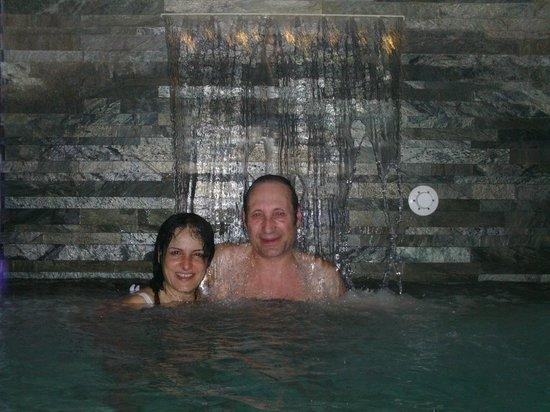 Grand Hotel Terme: La piscina