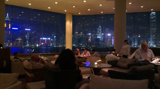 Image result for lobby lounge intercontinental hong kong