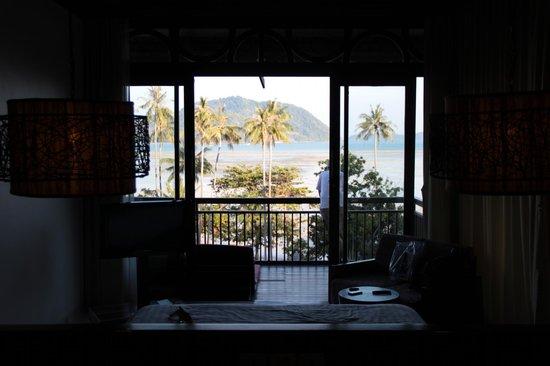 The Vijitt Resort Phuket : Chambre vue sur mer
