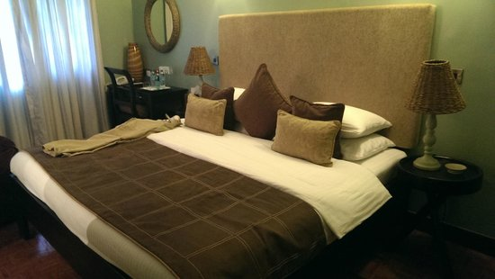 The Bay Leaf Boutique Hotel : Colonial room