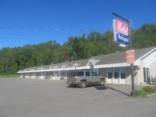 Motel Montagnard: Notre bâtiment