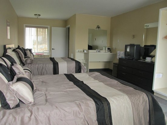 Motel Montagnard: Chambre