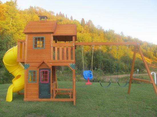 Motel Montagnard: jeux pour les enfants
