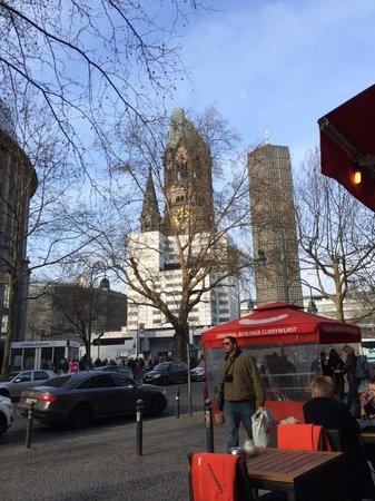 MAREDO Steakhouse Berlin Kurfürstendamm: vista
