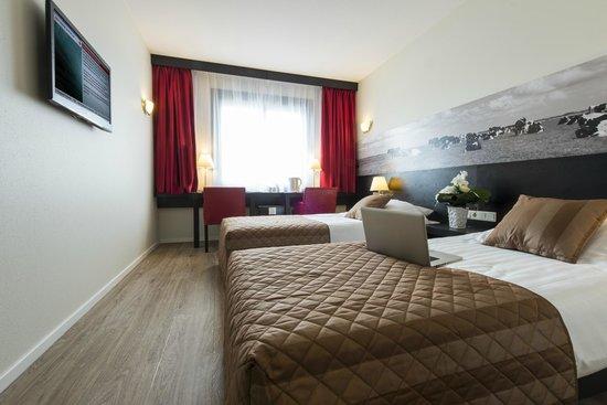 Bastion Hotel Den Haag Rijswijk : New Deluxe Double Room