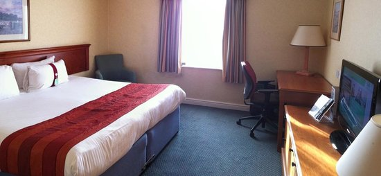 Holiday Inn Ipswich-Orwell: bedroom