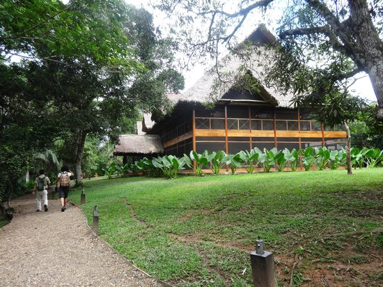 Inkaterra Hacienda Concepcion : Restaurante