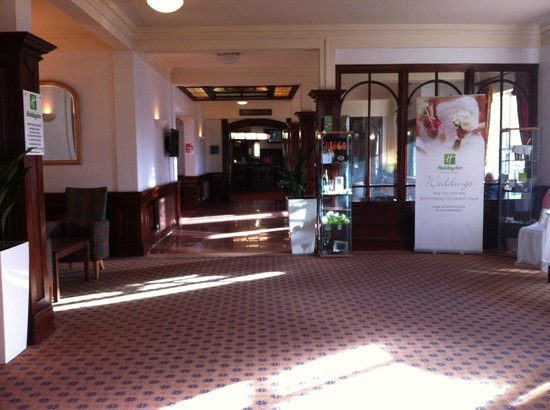 Holiday Inn Ipswich-Orwell: Foyer