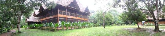 Inkaterra Hacienda Concepción: Restaurante