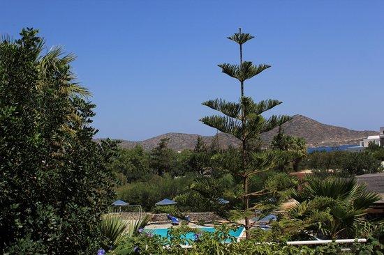 Elounda Breeze Resort: View from room