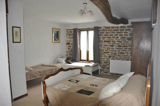 suite parentale Aigual - Picture of La Grande Chalonniere ...
