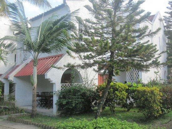 Ocean Villas: bungalow