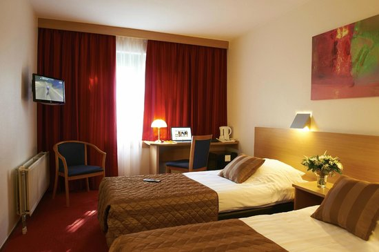 Bastion Hotel Dordrecht Papendrecht : Comfort Double Room