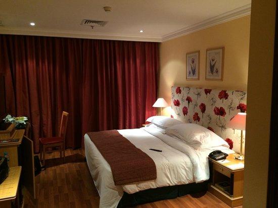 Le Royal Hotel: Bedroom