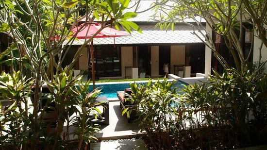 Kirikayan Luxury Pool Villas & Spa : Our Pool