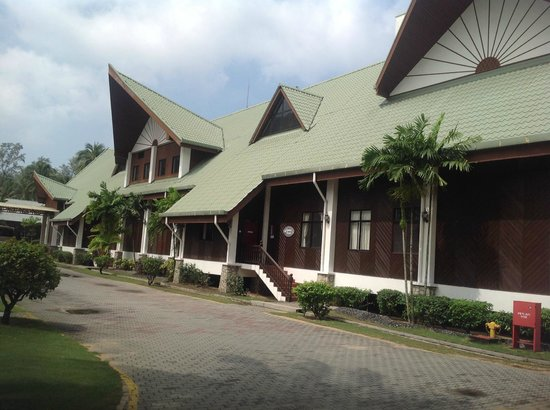Berjaya Tioman Resort - Malaysia: отель