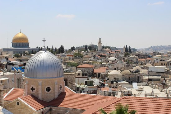 Green Olive Tours : Jerusalem