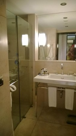 Fairmont Towers Heliopolis: baño