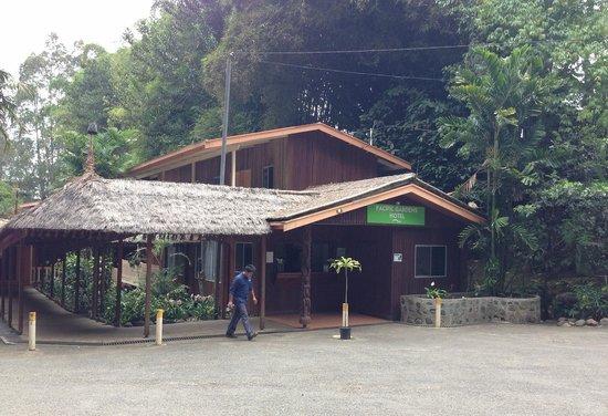 Goroka, Papua New Guinea: Pacific Gardens Hotel