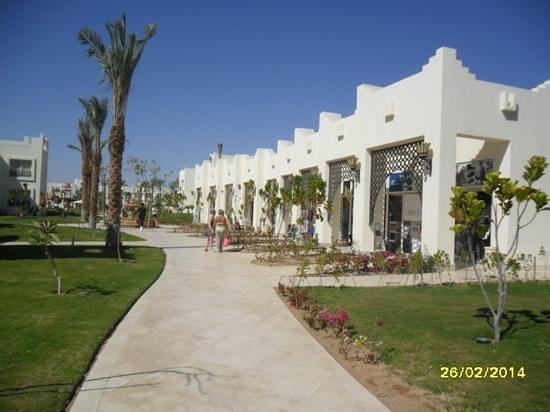 Le Royal Holiday Resort: shops